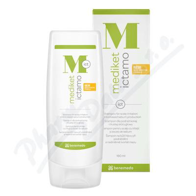 Zobrazit detail - Mediket Ictamo šampon 180 ml