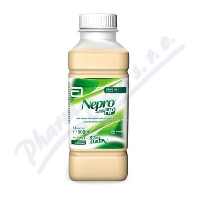 Zobrazit detail - NEPRO HP 500ml vanilková