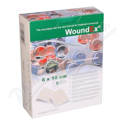 Zobrazit detail - WoundEX 6x10cm 5ks