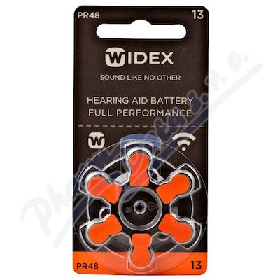 Zobrazit detail - Baterie do naslouchadel Widex 13 6ks