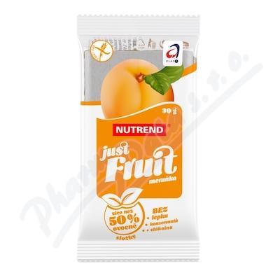 Zobrazit detail - NUTREND Just Fruit meruňka 30g