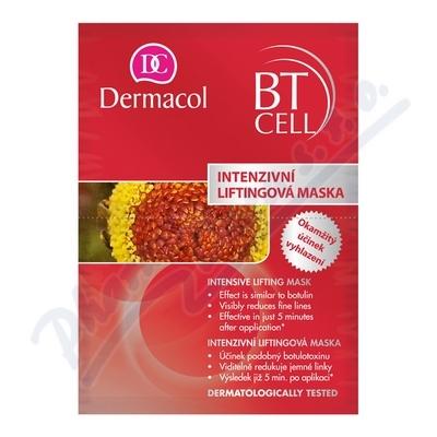 Zobrazit detail - Dermacol BT CELL Intenzivní liftingová maska 2x8g