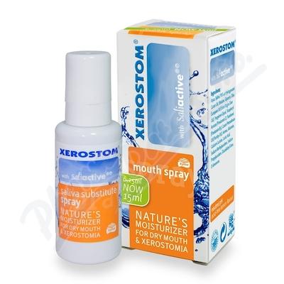 Xerostom sprej pro suchou �stn� dutinu 15ml