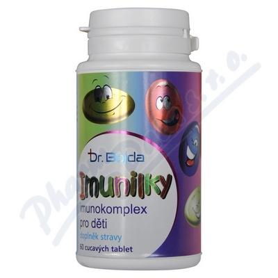 Zobrazit detail - IMUNILKY- imunokomplex pro děti tbl. 60 Dr. Bojda