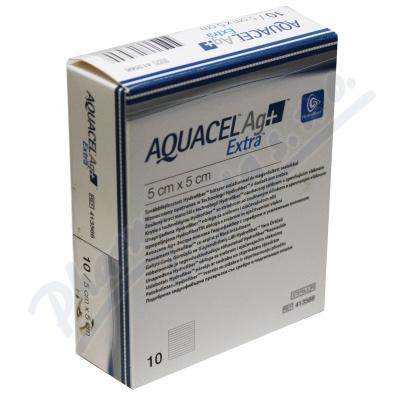 Zobrazit detail - Aquacel Ag+ EXTRA 5x5cm 10ks