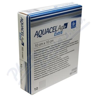 Zobrazit detail - Aquacel Ag+ EXTRA 10x10cm 10ks