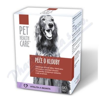 Zobrazit detail - PET HEALTH CARE Péče o klouby pro psy tbl. 90