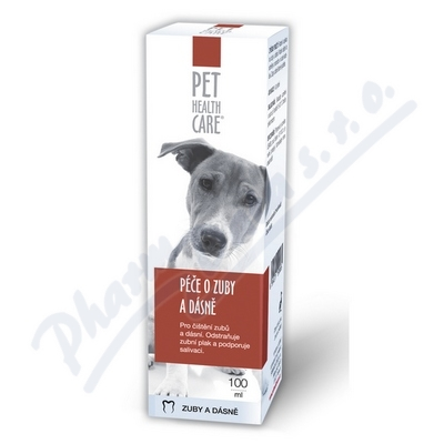 PET HEALTH CARE P��e o zuby a d�sn� 100ml