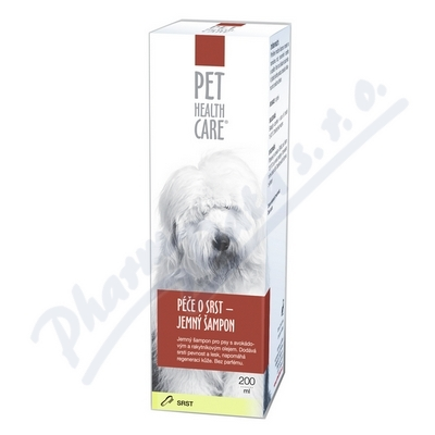 Zobrazit detail - PET HEALTH CARE P��e o srst - jemn� �ampon 200ml