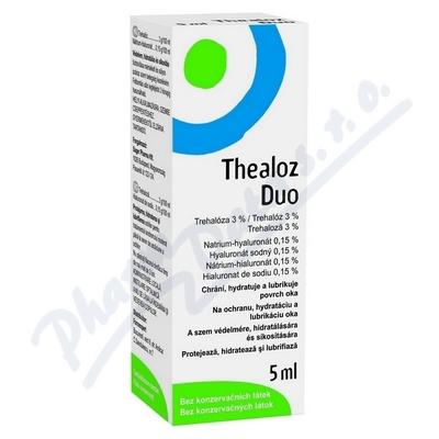 Zobrazit detail - Thealoz Duo oph. gtt.  5ml