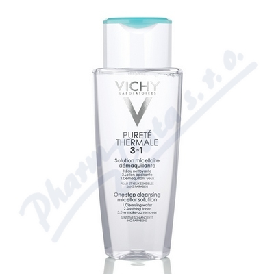 Zobrazit detail - VICHY Puret� Thermale Micel�rn� voda 200ml