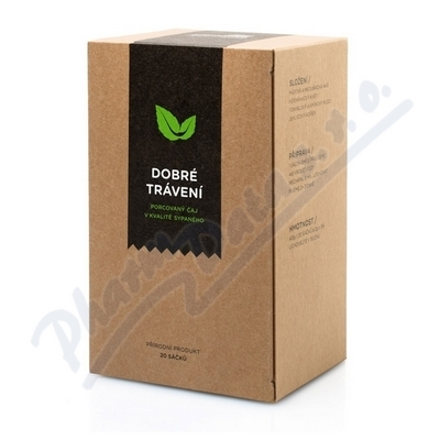 Zobrazit detail - AROMATICA Bylinný čaj Dobré trávení n. s. 20x2g