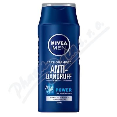 Zobrazit detail - NIVEA MEN Šampon proti lupům Power 250ml č. 81533