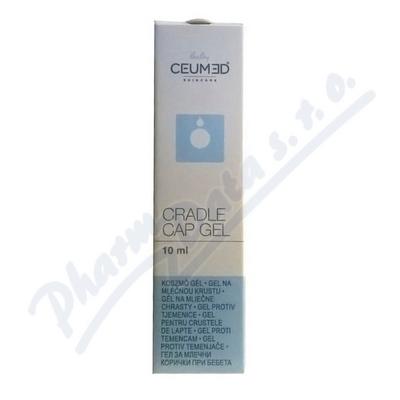 Zobrazit detail - Ceumed Cradle Cap Gel na mléčnou krustu 10ml