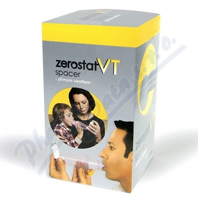 Zobrazit detail - Spacer Zerostat VT aplikátor aerosolov.  přípravků