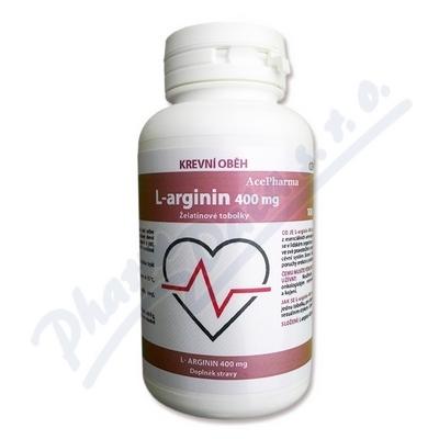 L-arginin cps.100x400mg