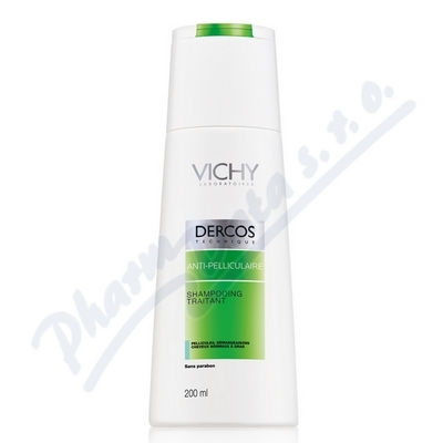 Zobrazit detail - VICHY Dercos šampón lupy mastné 200ml