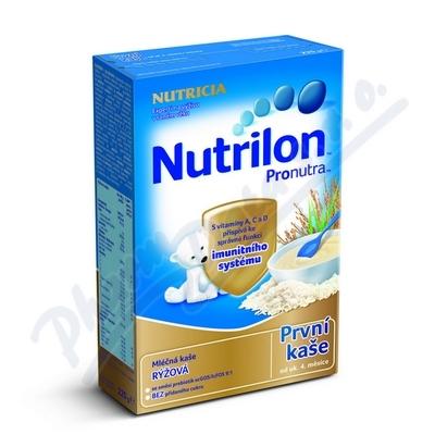 Zobrazit detail - Nutrilon kaše Pronutra ml.  rýžová 225g