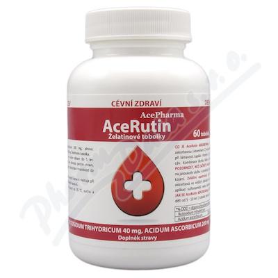 Zobrazit detail - AceRutin cps. 60x240mg
