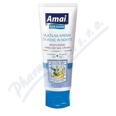 Zobrazit detail - Amai Krém na ruce a nehty Hydratující 100ml