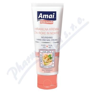 Zobrazit detail - Amai Krém na ruce a nehty Vyživující 100ml