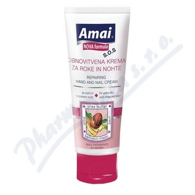 Zobrazit detail - Amai Krém na ruce a nehty Regenerační 100ml