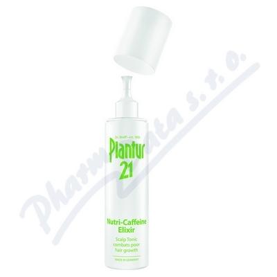 Plantur21 Nutri-kofeinov� elix�r 200ml