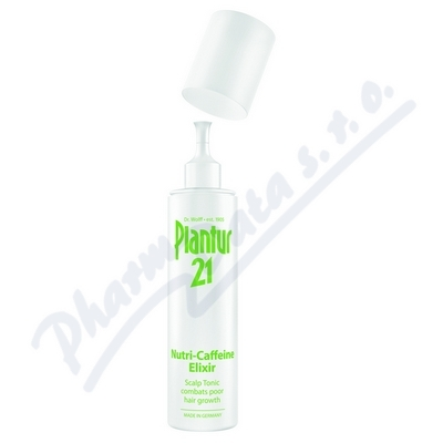 Zobrazit detail - Plantur21 Nutri-kofeinový elixír 200ml