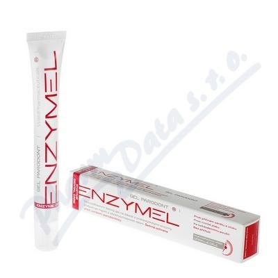 Zobrazit detail - ENZYMEL PARODONT GEL enzymový gel na dásně 30ml