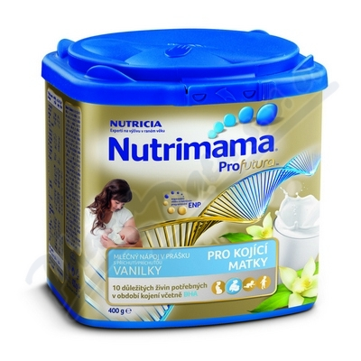 Zobrazit detail - Nutrimama mléčný nápoj v prášku 400g
