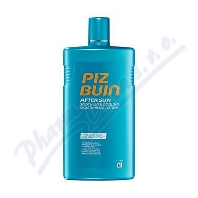 Zobrazit detail - PIZ BUIN After Sun Sooting Cooling Moist. lot. 400ml