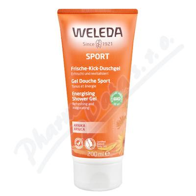Zobrazit detail - WELEDA Arnikový sprchový gel 200 ml