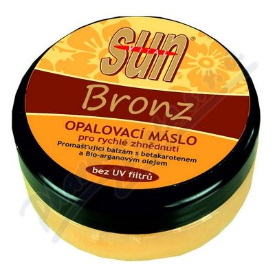 Zobrazit detail - SUN Bronz OPALOVACÍ MÁSLO pro rychlé zhnědn. 200ml