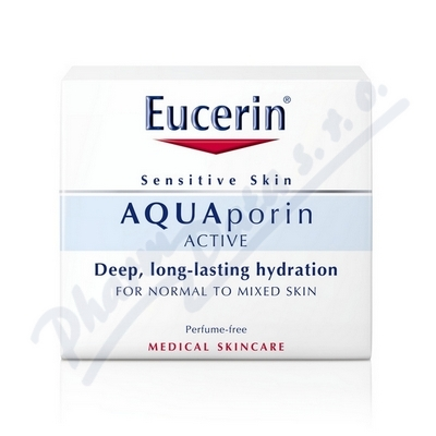 Zobrazit detail - EUCERIN AQUAporin ACTIVE krém norm. -smíš. pleť 50ml