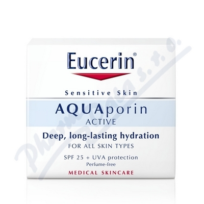 Zobrazit detail - EUCERIN AQUAporin ACTIVE krém s UV ochranou 50ml