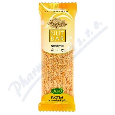 Zobrazit detail - Sesame + Honey bar 45g - sezam a med