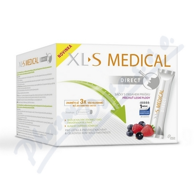 XLS Medical Direct 90 sáčků
