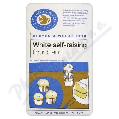 Zobrazit detail - Bez lepku Samokypřící směs bílá 1kg