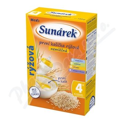 Zobrazit detail - Sunarka první kašička rýžová nemléčná 180g