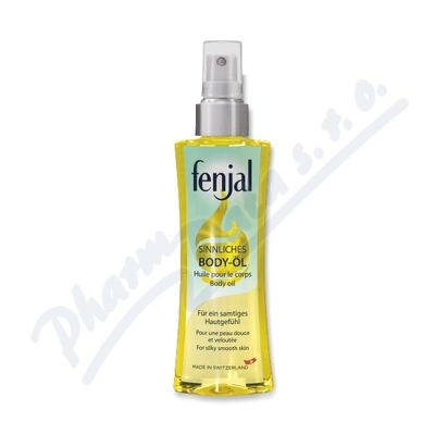 Zobrazit detail - FENJAL Body oil 150ml