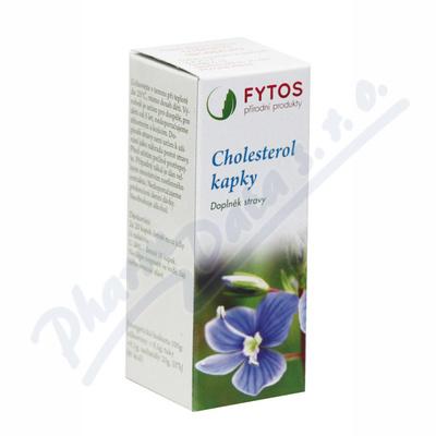 Zobrazit detail - FYTOS Cholesterol kapky 50 ml