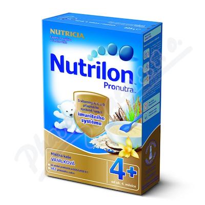Zobrazit detail - Nutrilon kaše Pronutra mléčná vanilková 225g
