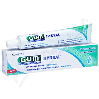 Zobrazit detail - GUM Hydral zubní pasta 75 ml