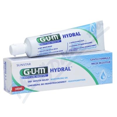 Zobrazit detail - GUM Hydral zubní gel 50 ml