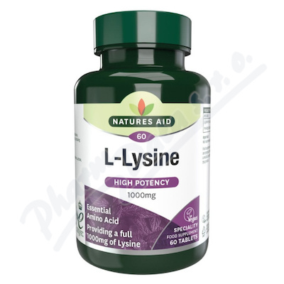 L-Lys�n (1000 mg) tbl.60