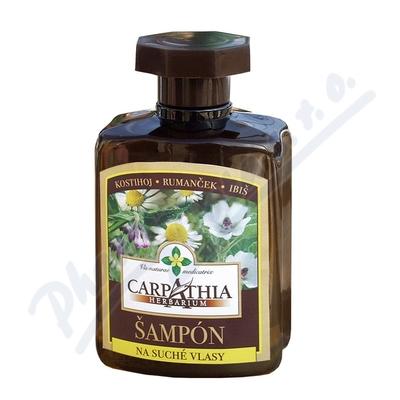 Zobrazit detail - Carpathia Herbarium šampon na suché vlasy 300ml