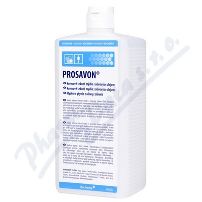 Zobrazit detail - Prosavon 1 l krémové tek.  mýdlo