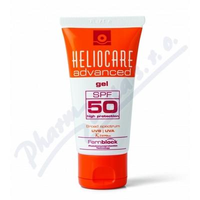 HELIOCARE opalovací gel SPF50 50ml