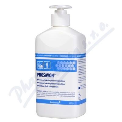 Zobrazit detail - Prosavon 500 ml krémové tek.  mýdlo pump.