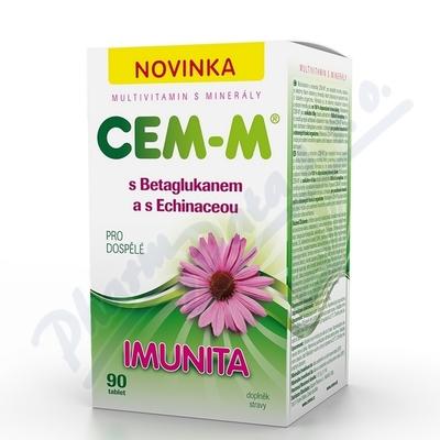 CEM-M pro dosp�l� Imunita tbl.90 CZE+SLO